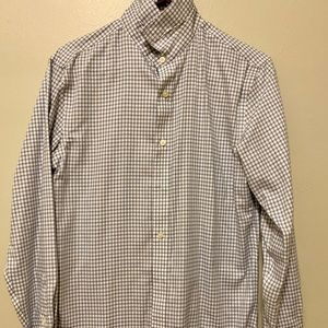 Banana Republic Non-Iron Slim-fit shirt